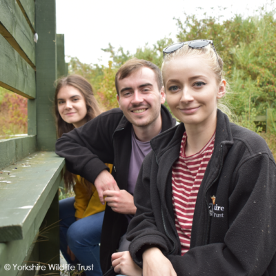 Yorkshire Wildlife Trust project page