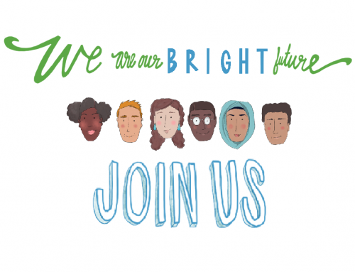 Be the face of Our Bright Future!